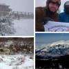 Surova ljepota Dinare: Nanosi snijega preko metra, na vrhu -7 stupnjeva
