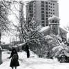 Vremeplov: Prije 40 godina snijeg zatrpao Rijeku