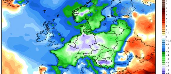 Zima u Europi