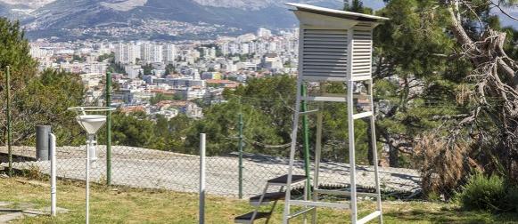 Split: Prvi put nakon godinu i pol dana jedan mjesec nije bio topliji od prosjeka!