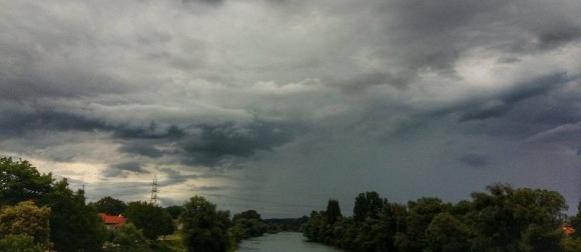 Ciklona Teo: Obilna kiša u unutrašnjosti