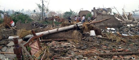 Kina: Tornado usmrtio najmanje 78 osoba