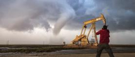 """Crometeo Photo Contest: """"Čovjek vs. tornado"""" i zlato za Marka Korošeca!"""