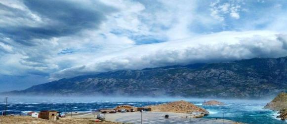 Dan meteoroloških ekstrema u Dalmaciji