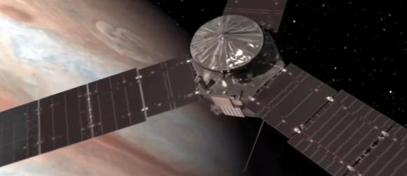 Povijesni uspjeh: Nakon pet godina putovanja sonda Junona ušla u orbitu Jupitera