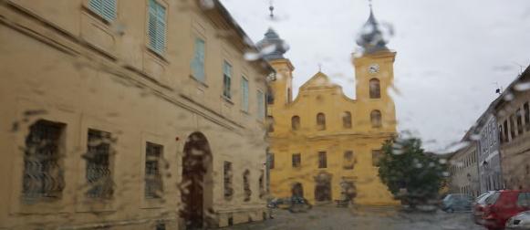 Obilna kiša u Slavoniji