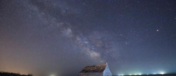 Mliječna staza…ukras ljetnog noćnog neba