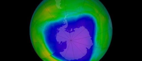 """Ozonska rupa iznad Antartika """"zacjeljuje"""""""