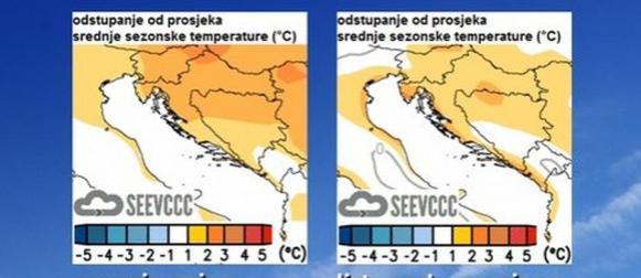 Zoran Vakula upozorio na toplinske valove u srpnju