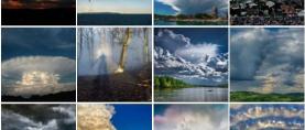 Kalendar WMO za 2017. godinu: Glasujte za najljepše slike oblaka
