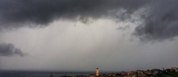 Ciklona Andrija: Kukuljanovo 178, Poreč 125 litara kiše