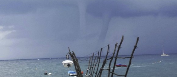 Nova obilna kiša: Pijavice uz  zapadnu obalu Istre