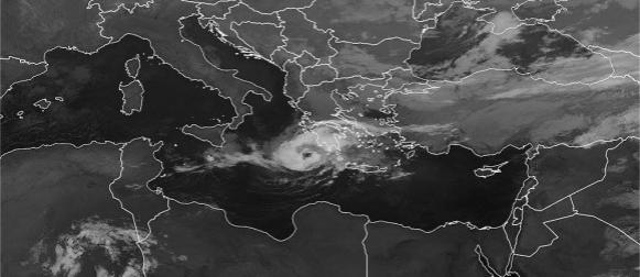 Medicane na jugu Sredozemlja