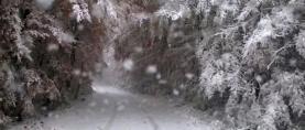 Obilan snijeg u gorju, moguć ponegdje i u nizinama, na Jadranu lokalno nevrijeme