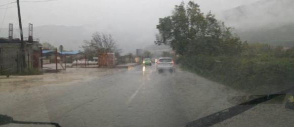 Još jedna brza jesenska ciklona: Obilna kiša na splitskom području