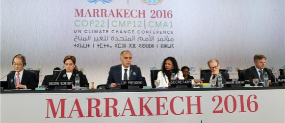 Završava konferencija o klimi u Marakešu