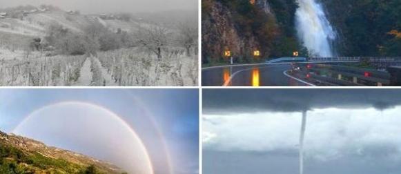 Ciklona Hera (u brojkama i slikama)