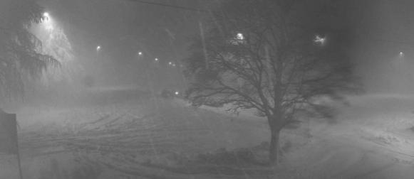 Ciklona Hera: 102 litre kiše u Rijeci, snijeg u gorju