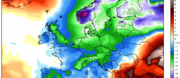 Zima u Europi: Rekordni snijeg za studeni u Švedskoj