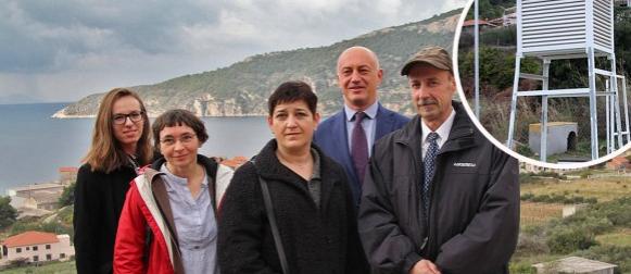 INTERVJU Motritelj Jurica Mihovilović i Davor Tomšić (DHMZ) o klimi Komiže i otoka Visa