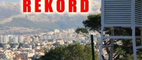 Najniža temperatura u Splitu zadnje 54 godine, minus i na Palagruži!