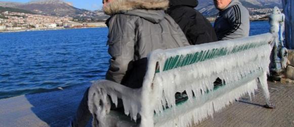 Koliko je puta u Splitu bilo hladnije nego posljednjih 10 dana?