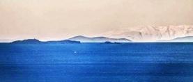 """Dalmacija """"na dlanu"""": Pogledajte kako se s Monte Gargana vide Palagruža, Hvar i snježno Biokovo"""