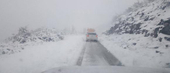 Ciklona Luce: Snijeg, bura, hladnoća