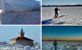 Ledena Čarolija: Makarska, Rab, Stobreč, Vranjic, Velo blato i Vransko jezero