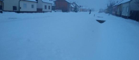 Bura, snijeg… zima