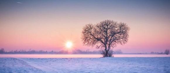 Klimatološka zima 2016/17: Malo hladnija od prosjeka (1961.-1990.)