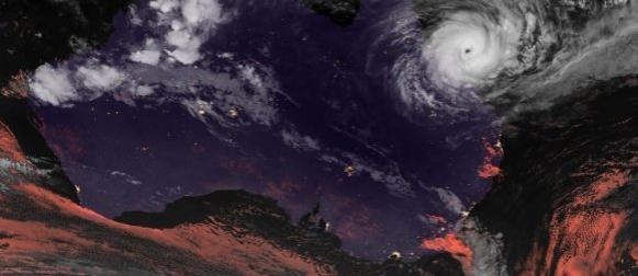 Queensland na udaru  tropskog  ciklona Debbie