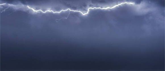 Obilna  kiša  u Dalmaciji