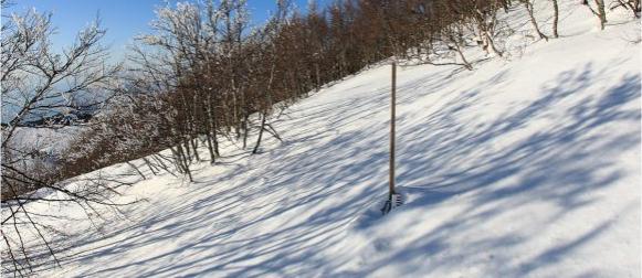 Zavižan ulovio prvi metarski snijeg sezone 2016./17.