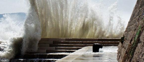 U očekivanju Genovske ciklone: Olujno jugo na Jadranu