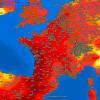 Rekordne vrućine na zapadu Francuske