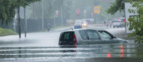 Potop u Berlinu: u jednom danu pala četvrtina godišnje količine kiše