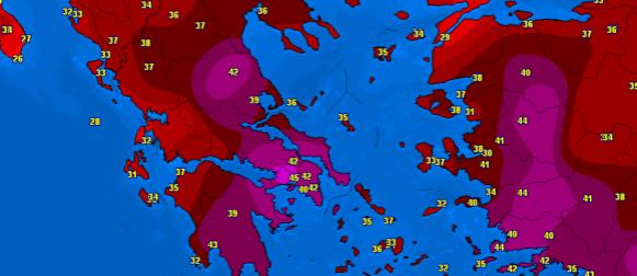 Ekstremna vrućina na jugoistoku Europe: 45°C u Grčkoj i Turskoj
