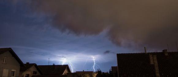 Nestabilni početak lipnja: u Slatini palo 85 mm u jednom danu
