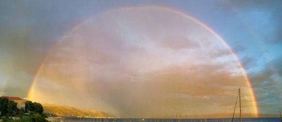 Nestabilna i nedjelja:  Kiša konačno i u Dalmaciji