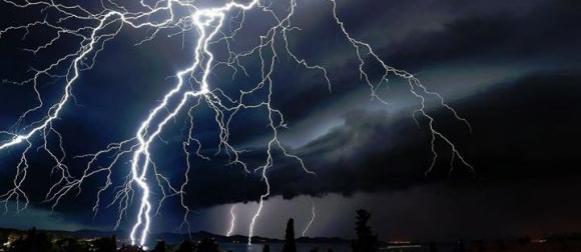 Vrućina i  ljetne oluje