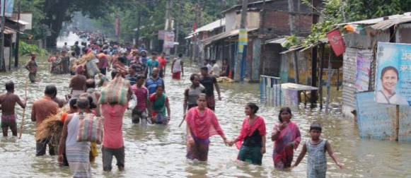 Jug Azije:  Sezona monsunskih kiša odnijela najmanje 1200 života