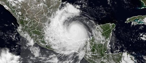 Franklin: Prvi uragan sezone na Atlantiku