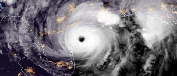 Harvey: Uragan četvrte kategorije pogodio Teksas