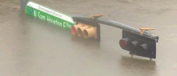 Nezapamćene poplave na jugoistoku Teksasa: Potopljen i Houston