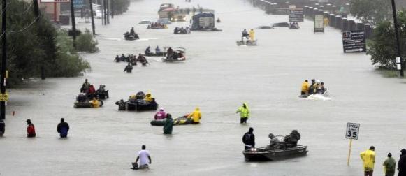 Još jedan udar Harveya:  Broj žrtava raste, nove poplave i  oborinski rekordi