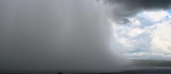 Ciklona Eva:  Rab 99 mm kiše u 12 sati