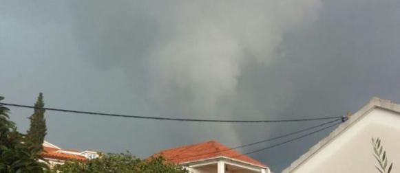 Jesenska ciklona: Varaždin 101 mm kiše, pijavica u Trogiru