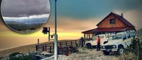 DINARA U rad puštene najviše panoramske kamere u RH: Vide se Kamešnica, Svilaja, Peruća, Mosor…