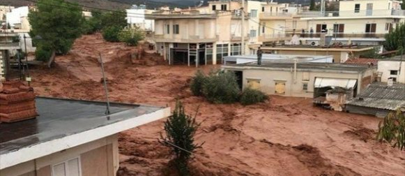 U Grčkoj najmanje 15 mrtvih nakon obilnih pljuskova blizu Atene